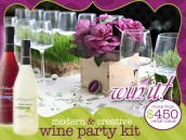Arbor Mist Wine Party Giveaway