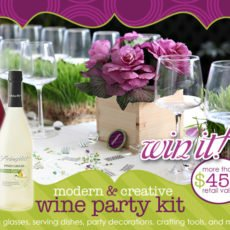 Arbor Mist Wine Party Giveaway