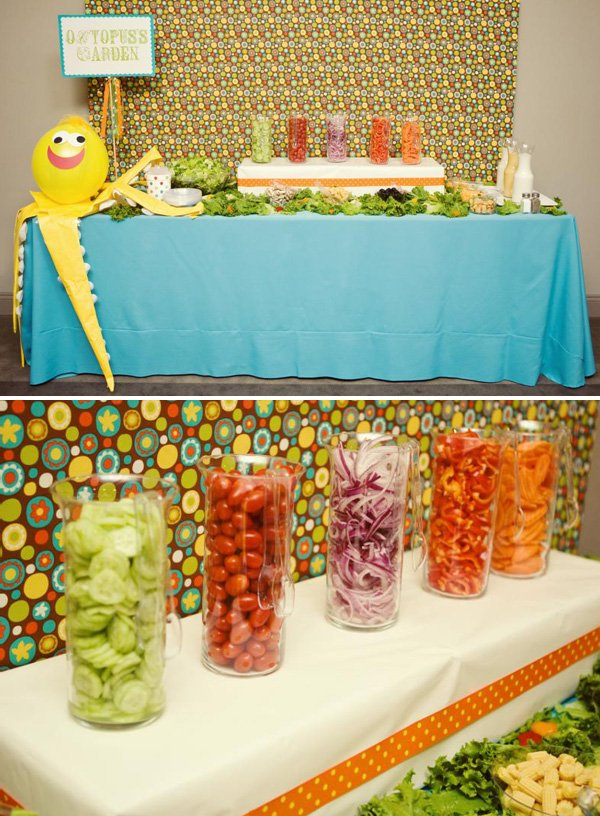 Beatles Inspired Birthday Party