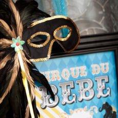Cirque Du Bebe - Circus Baby Shower