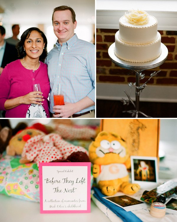 Modern Nesting Baby Shower Theme