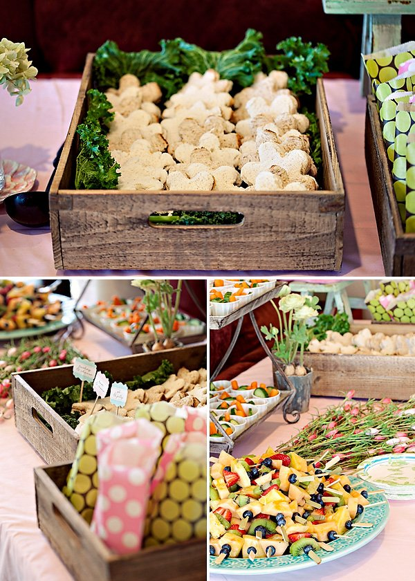 Sweet Lovely Flower Garden Birthday Party Hostess with the