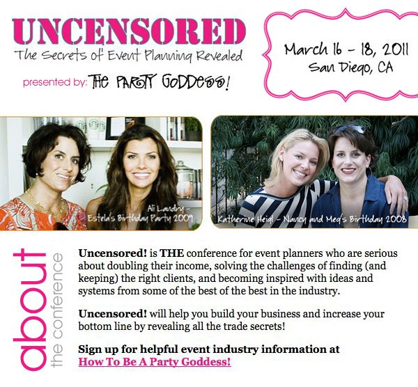 Uncensored Event Business Conference - San Diego