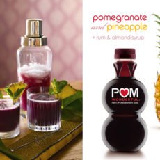 POM Wonderful - POMtiki Smash Cocktail