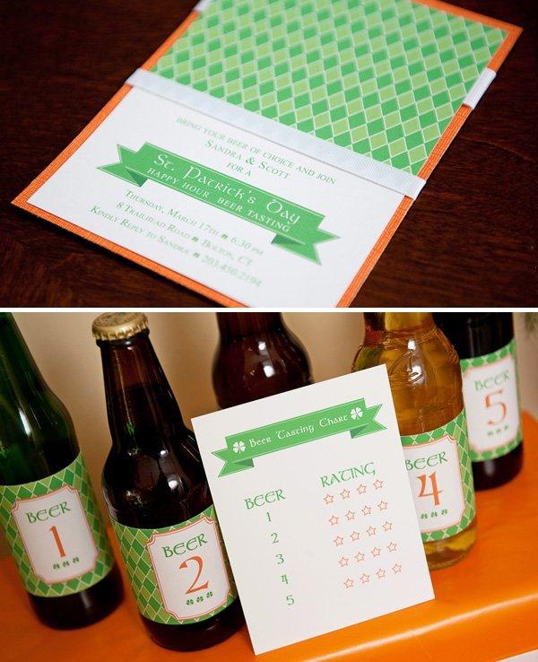 St. Patrick's Day Beer Tasting