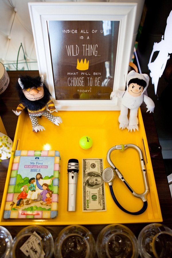 Modern Wild Rumpus Birthday Party