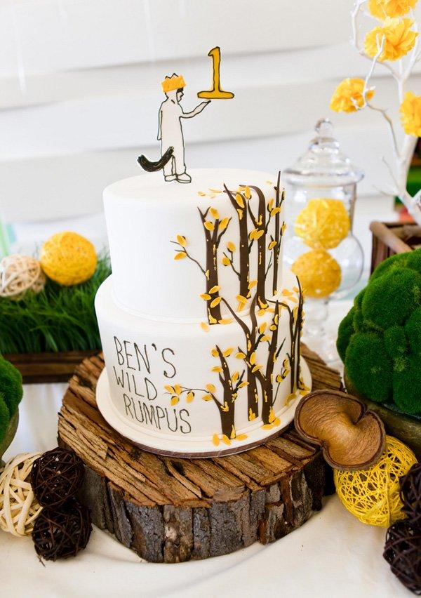 Modern Wild Rumpus Birthday Party