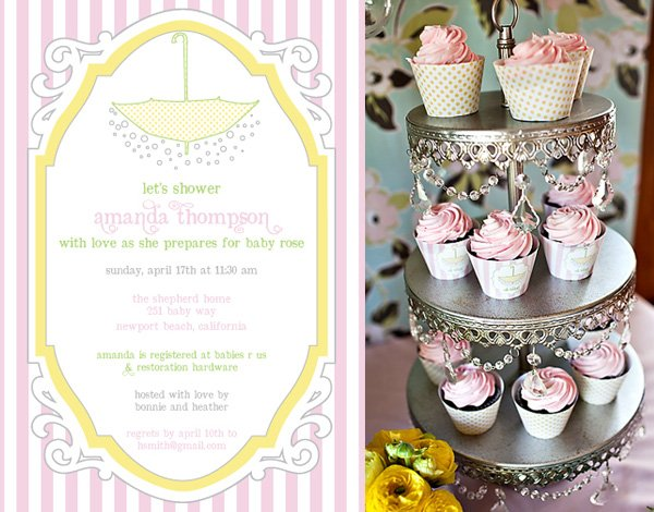 Baby Sprinkle Baby Shower Ideas