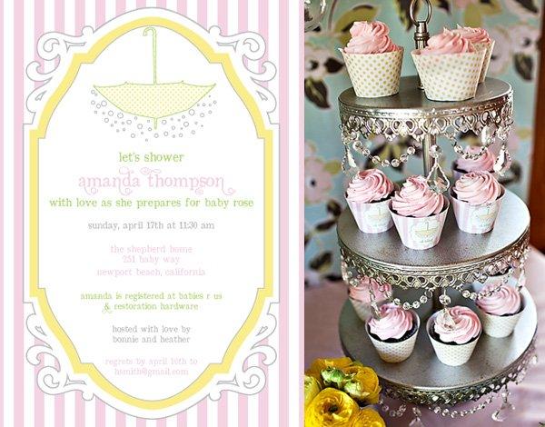 Baby Sprinkle Baby Shower Ideas