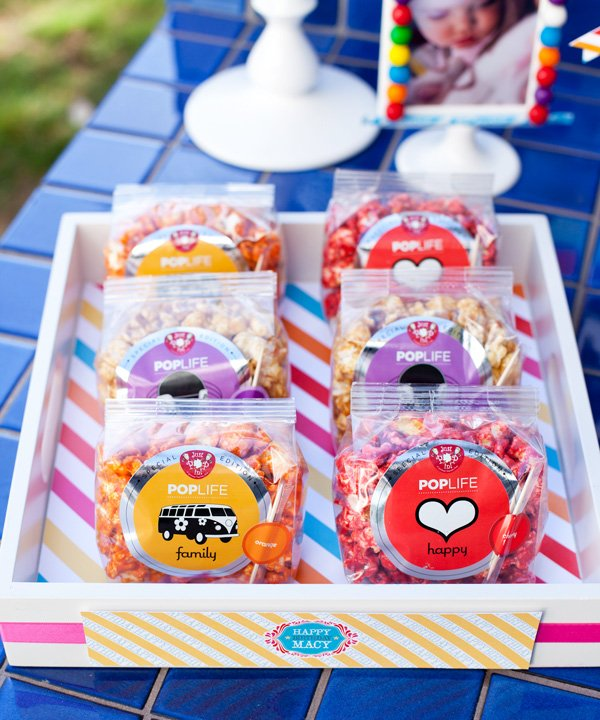 Colorful Birthday Parade Kids Party