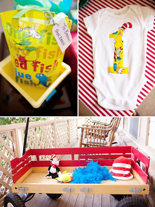Dr. Suess Birthday Party Ideas