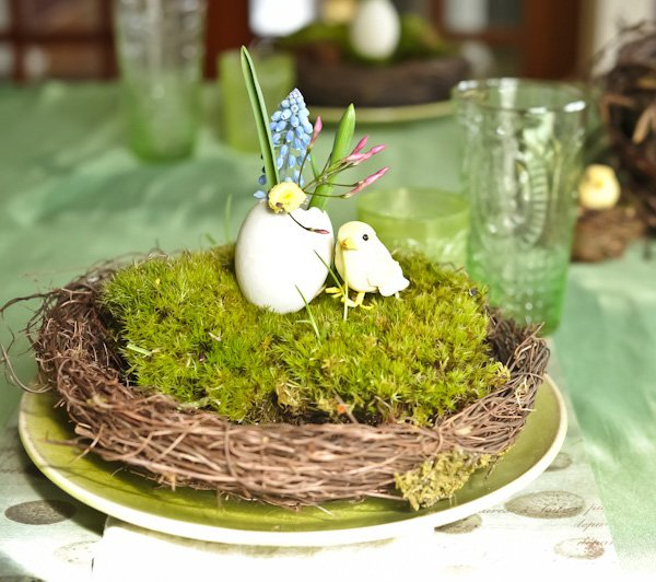 Stylish Easter Table & Florals - Kim Floren