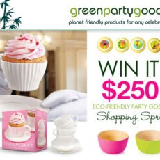 Green Party Goods - Eco-Friendly Party Supplies