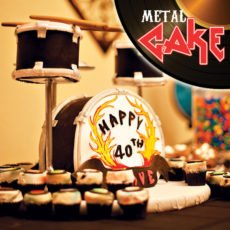 Heavy Metal Birthday Party