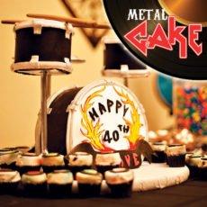 Heavy Metal Birthday Party