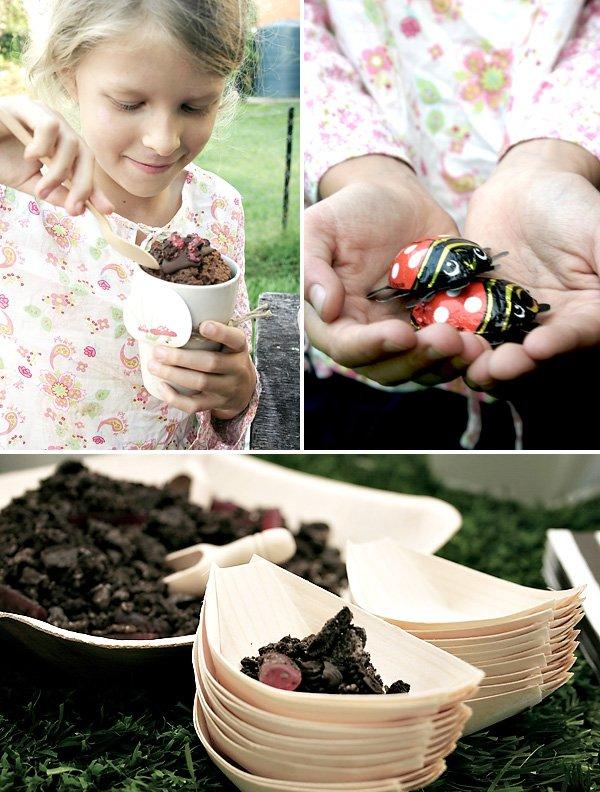 Ladybug Garden Birthday Party