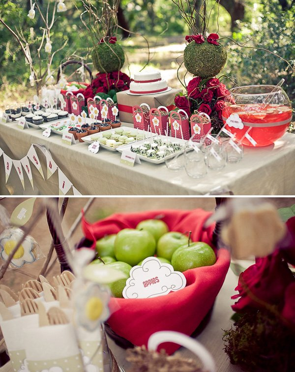 Little Red Riding Hood Birthday Party