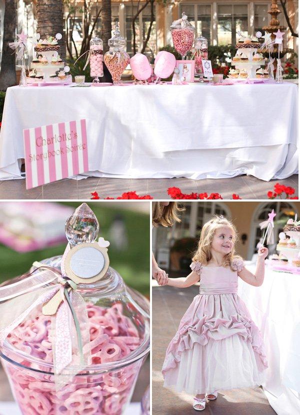 Fairytale Princess Birthday Party
