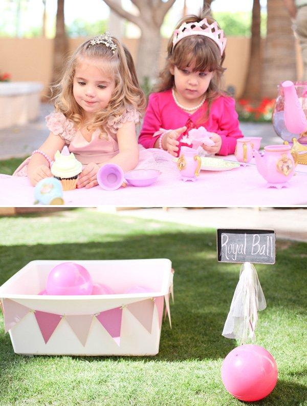 Fairytale Princess Birthday Party