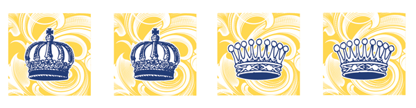 Royal Wedding Party Tea Tags