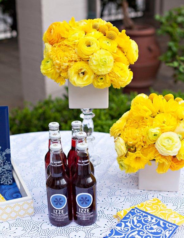 Royal Wedding Party Drink Ideas