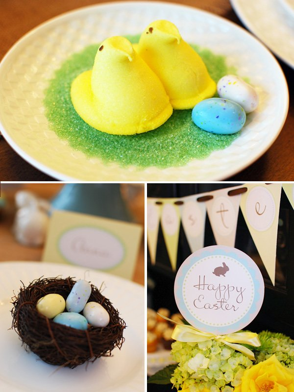 Some Bunny Loves Me Easter Brunch Ideas
