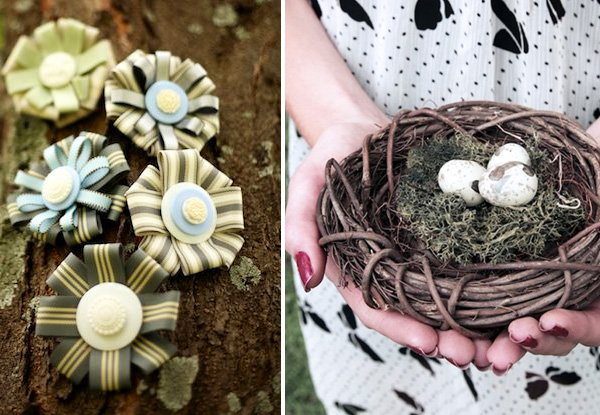 Vintage Shabby Chic Easter Brunch