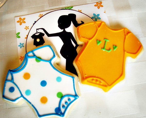 Custom Sugar Cookies and Party Printables