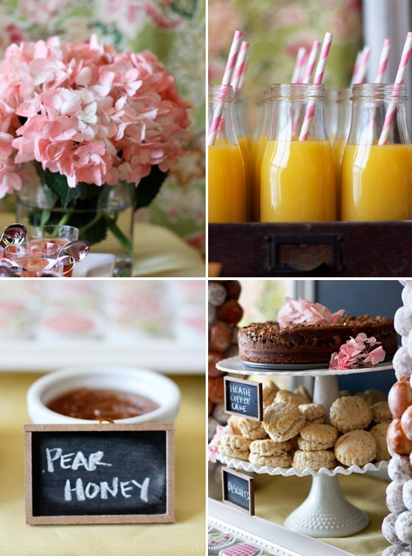 Farmhouse Brunch Baby Shower