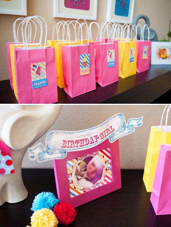 Macy's First Birthday Parade - Birthday Party