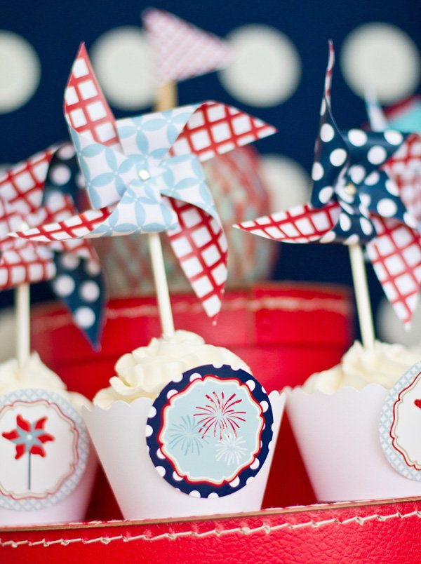 Modern 4th of July Party Ideas