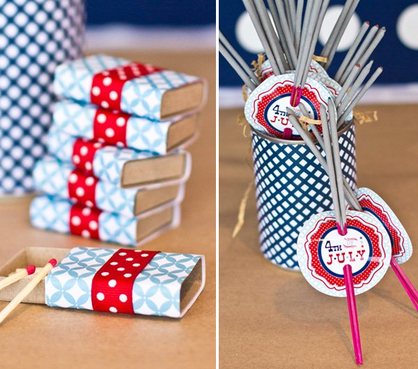 4th Of July Wedding Favors Choice Image - Wedding Decoration Ideas