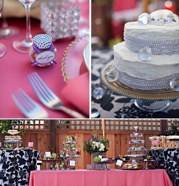 Sparkly Quot Spring Bling Quot Bridal Shower Hostess With The