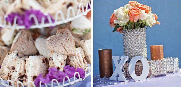 spring bling bridal shower 8