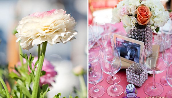 spring bling bridal shower 9