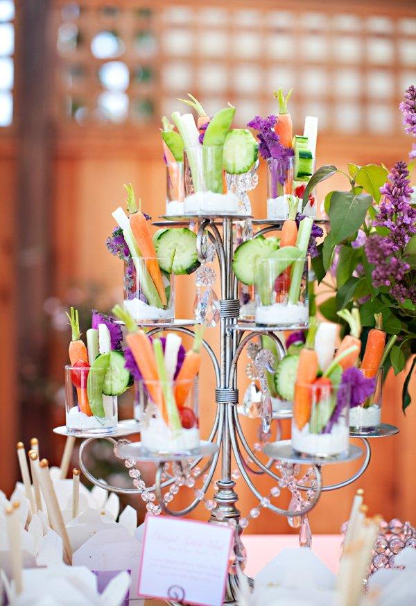 spring bling bridal shower