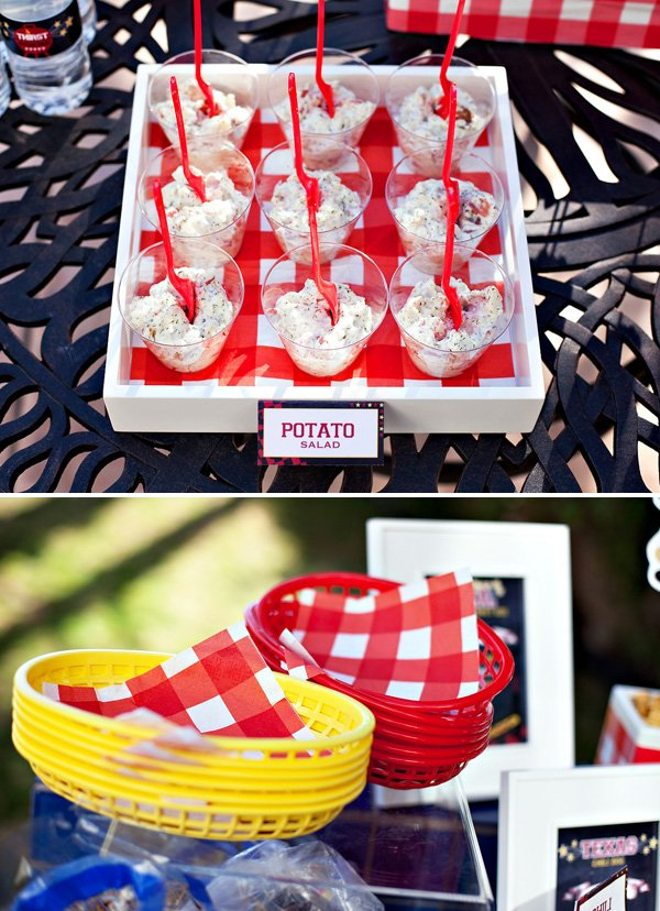 Summer BBQ party ideas