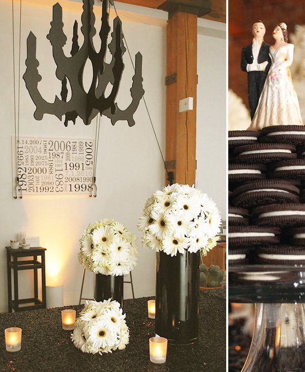 A Vintage+Modern Engagement Party // Hostess with the Mostess®