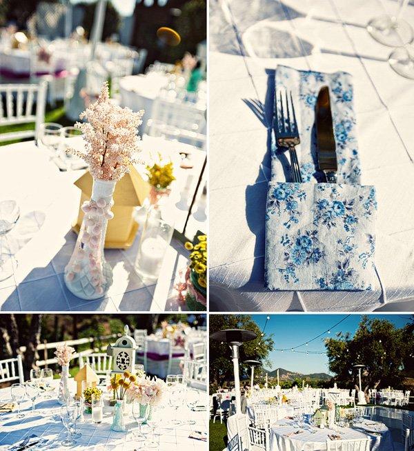 Whimsical Kite Themed Wedding