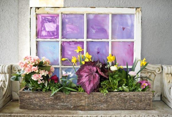 Window Box Tutorial by Kim Foren