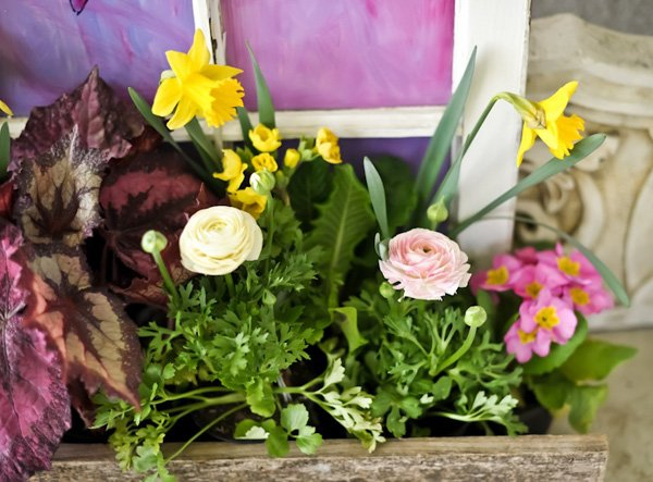 Window Box Tutorial by Kim Foren
