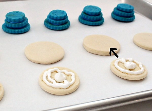 3D 4th of July Cookie Tutorial