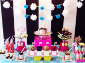 Fancy That Ice Cream Dessert Table