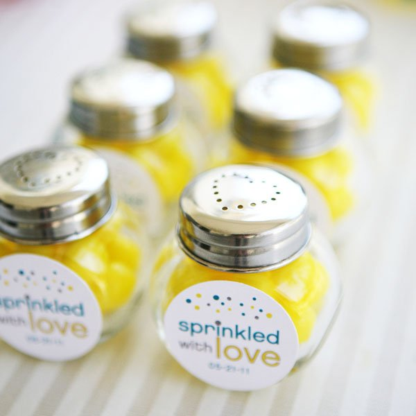 Modern Baby Sprinkle - Sprinkled with Love