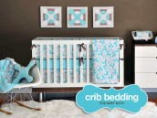 Modern Baby and Kids Bedding
