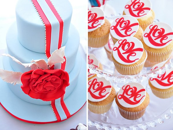 British Themed Bridal Tea Party Brunch