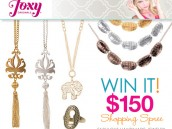 Foxy Originals Jewelry Giveaway