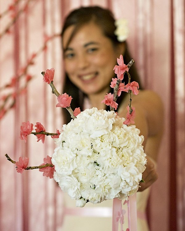 Japanese Inspired Wedding Theme - Love in Blossom