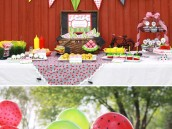 Summer Picnic Parade Party