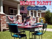 4th of July Patriotic Block Party